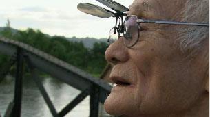 クワイ河に虹をかけた男